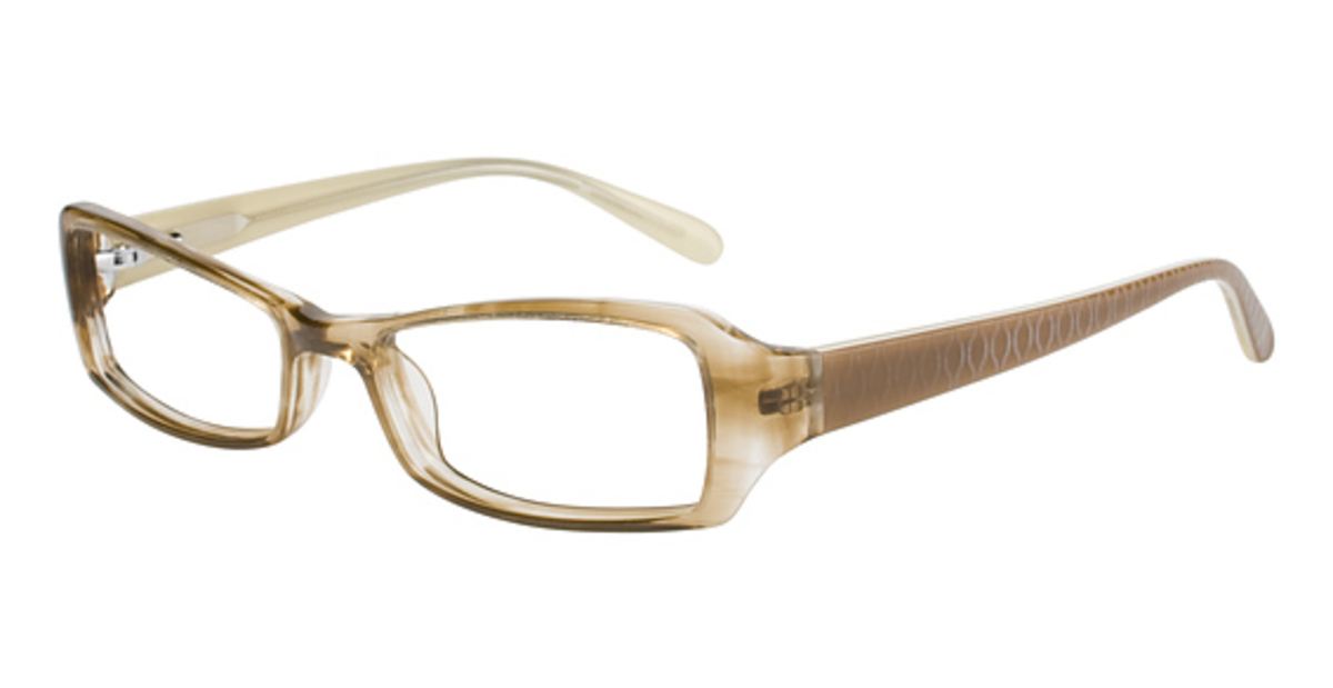 Silver Dollar Flamingo Eyeglasses