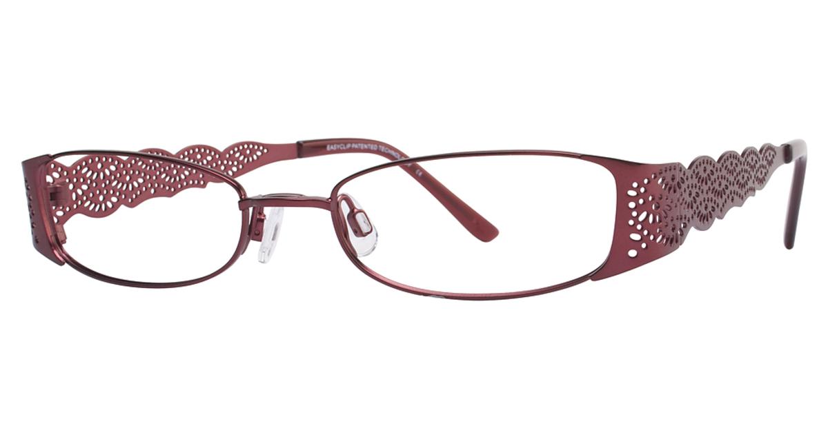 Aspex Easy Clip Eyeglass Frames : Aspex EC110 Eyeglasses Frames