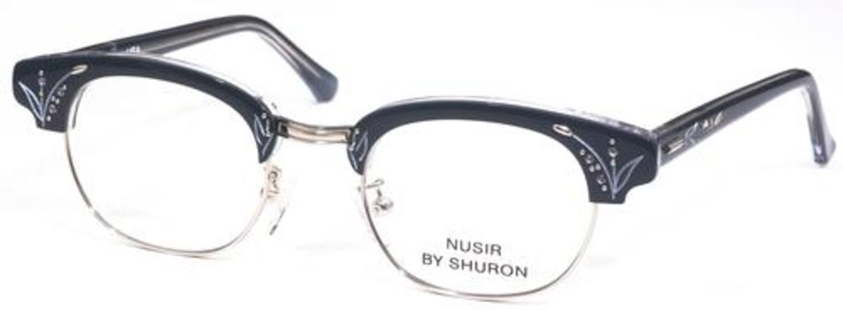Shuron Nusir Royale Eyeglasses Frames