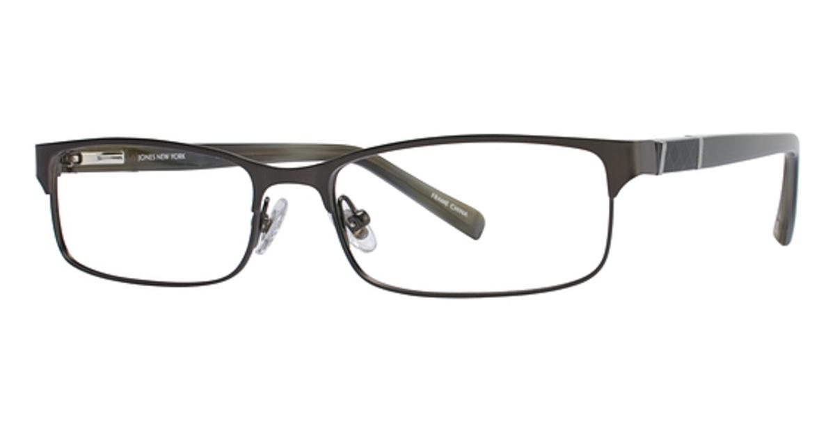 Jones New York Men s Eyeglass Frames : Jones New York Men J326 Eyeglasses Frames