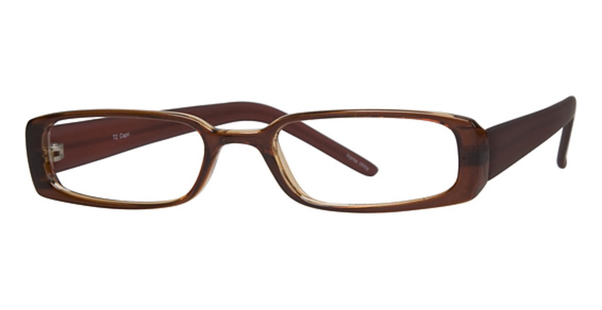 Glasses Frames That Donot Break : Capri Optics T-2 Eyeglasses Frames