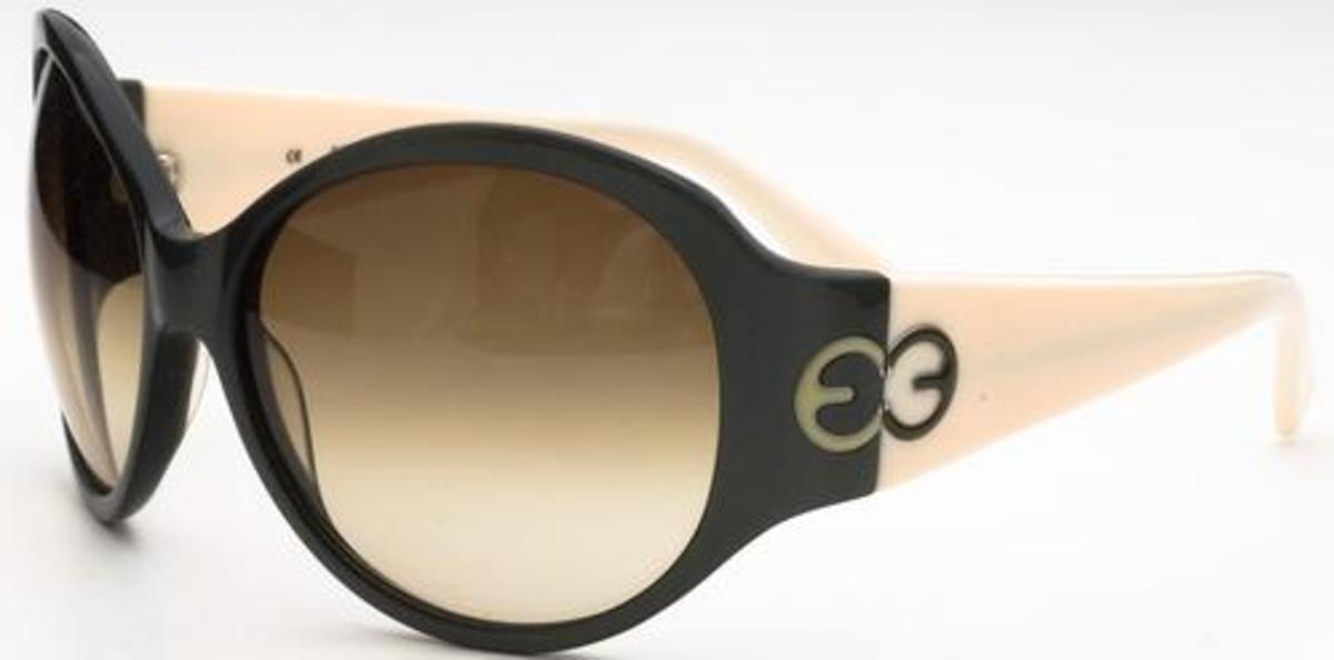 Glasses Frames Escada : Escada SES004M Eyeglasses Frames