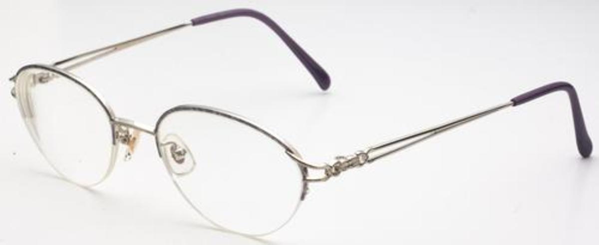 Nikon DT4701 Eyeglasses Frames