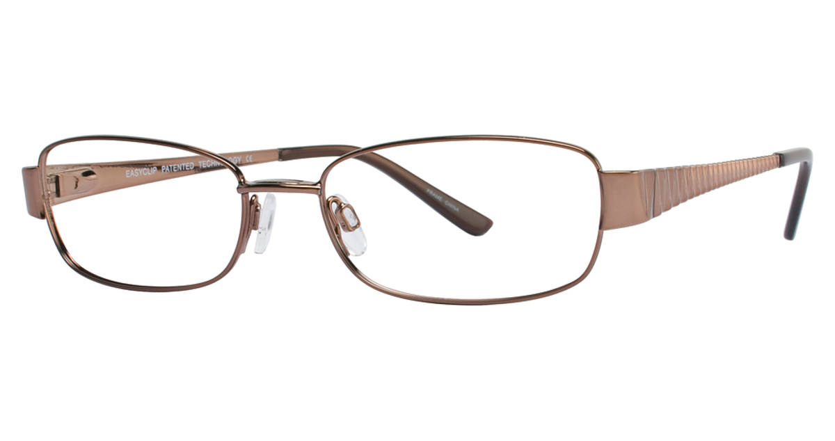 Aspex Easy Clip Eyeglass Frames : Aspex EC124 Eyeglasses Frames
