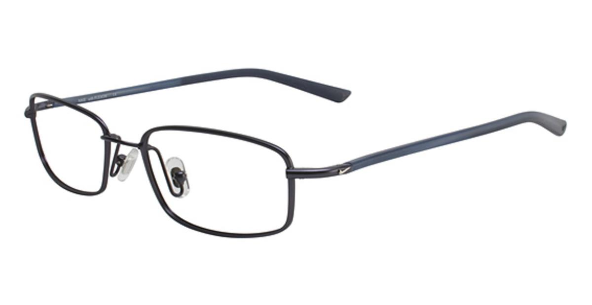 Nike 7223 Eyeglasses Frame : Nike 4150 Eyeglasses Frames