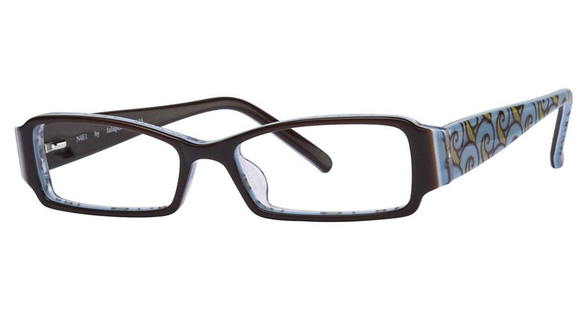 A&A Optical N4E1 Eyeglasses