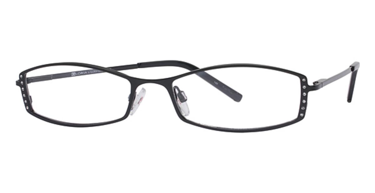 Eyeglass Frames Gloria Vanderbilt : Gloria Vanderbilt Gloria By 4020 Eyeglasses Frames