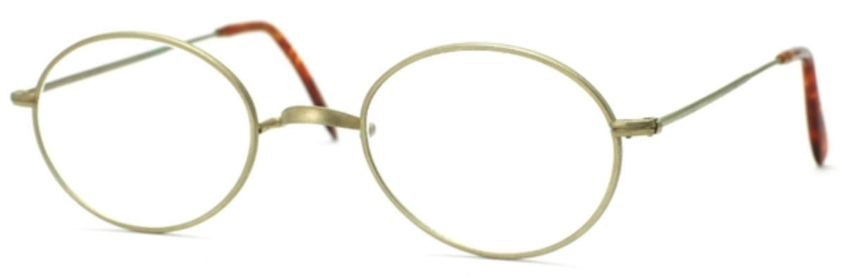 Savile Row Walmer 18Kt, Skull Temples Eyeglasses