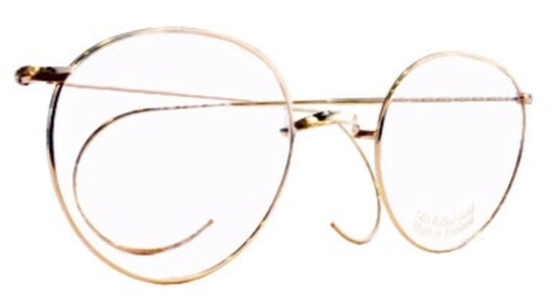 Glasses Frames Cable Temple : Savile Row Windsor 18Kt, Cable Temples Eyeglasses Frames
