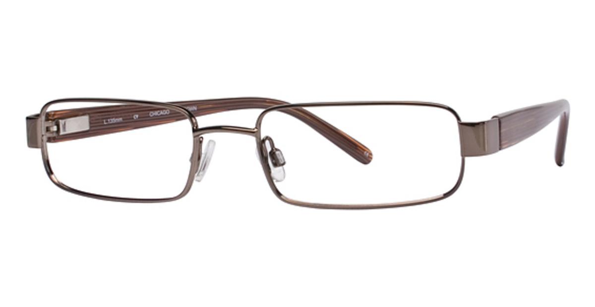 Junction City Chicago Eyeglasses Frames