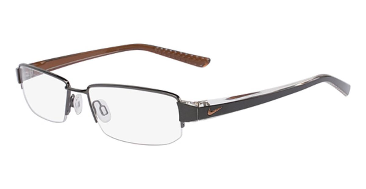 Eyeglass Frames By Nike : Nike 8064 Eyeglasses Frames
