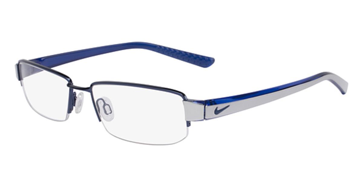 Eyeglass Frames Nike : Nike 8064 Eyeglasses Frames