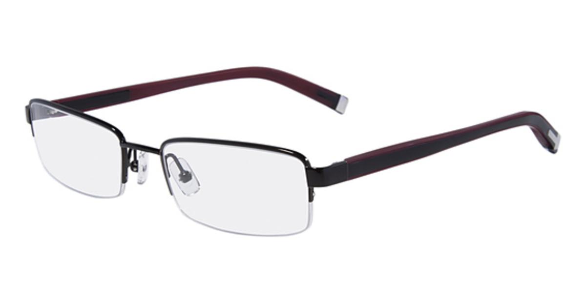 Calvin Klein Black Frame Glasses : Calvin Klein CK7252 Eyeglasses Frames