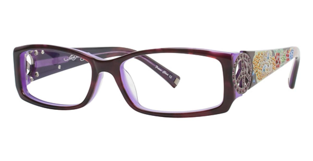 Eyeglass Frames Ed Hardy : Ed Hardy EHO715 Eyeglasses Frames