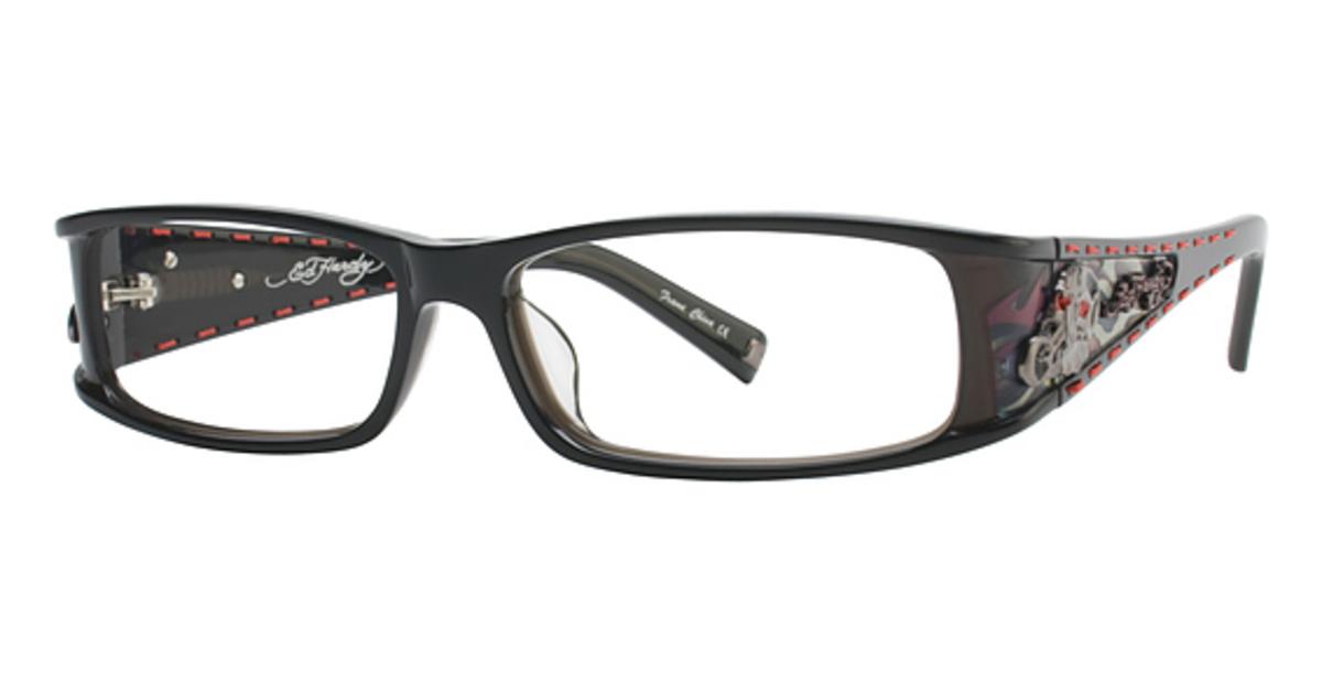 Ed Hardy EHO723 Eyeglasses Frames