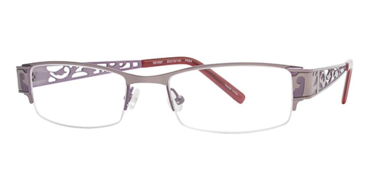revolution eyewear rev687 eyeglasses frames
