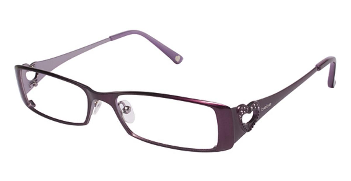 Eyeglass Frames Bebe : bebe BB5014 Eyeglasses Frames