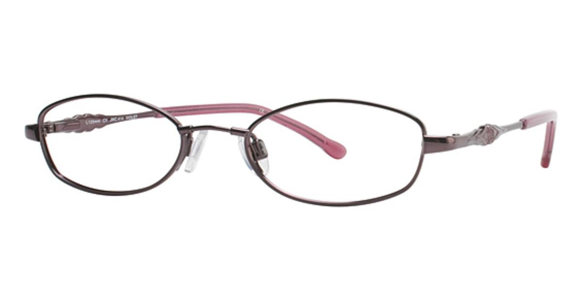 Jessica Mcclintock Glasses Frames : Jessica McClintock JMC 414 Eyeglasses Frames