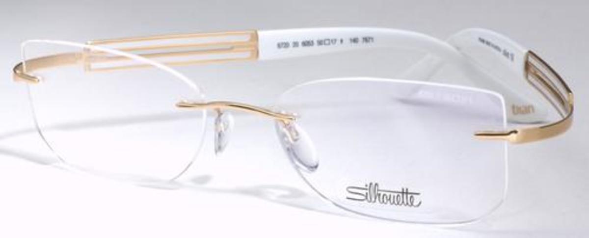 Silhouette 6720 Eyeglasses