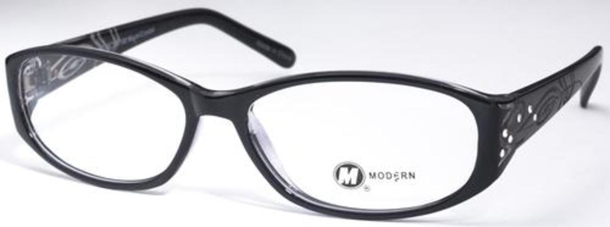 Modern Optical Eileen Eyeglasses Frames