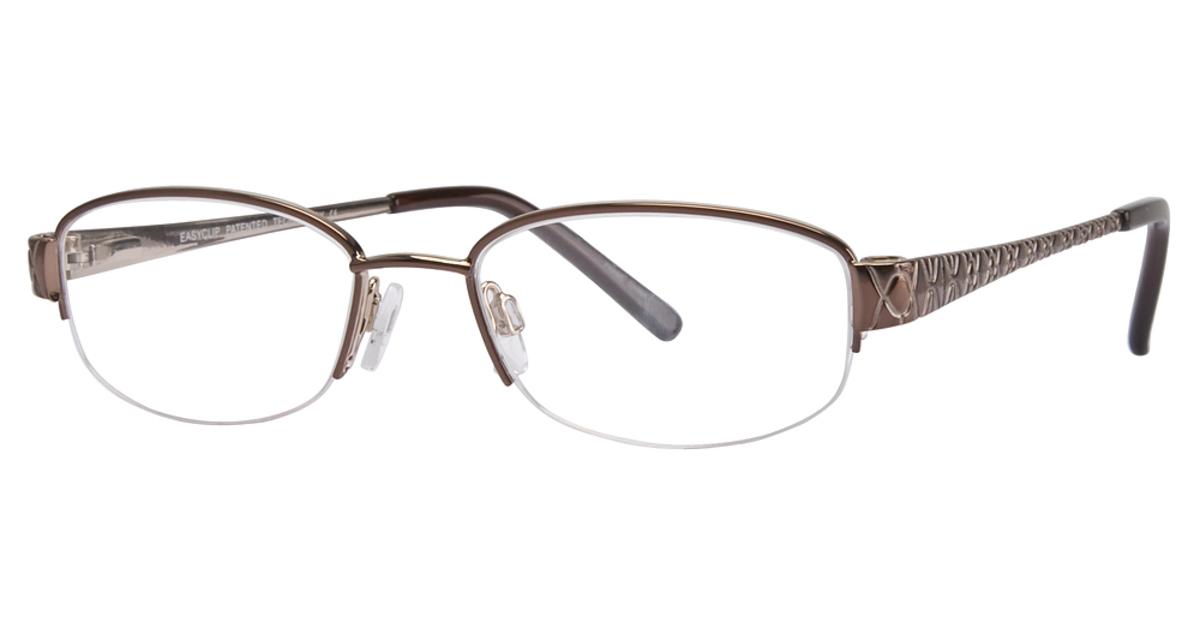 Aspex Easy Clip Eyeglass Frames : Aspex EC154 Eyeglasses Frames
