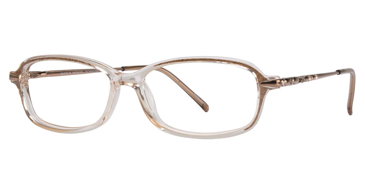 Aspex Easy Clip Eyeglass Frames : Aspex EC146 Eyeglasses Frames