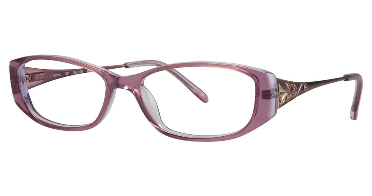 7dc9bfa61d4 Jessica McClintock JMC 195 Eyeglasses Frames