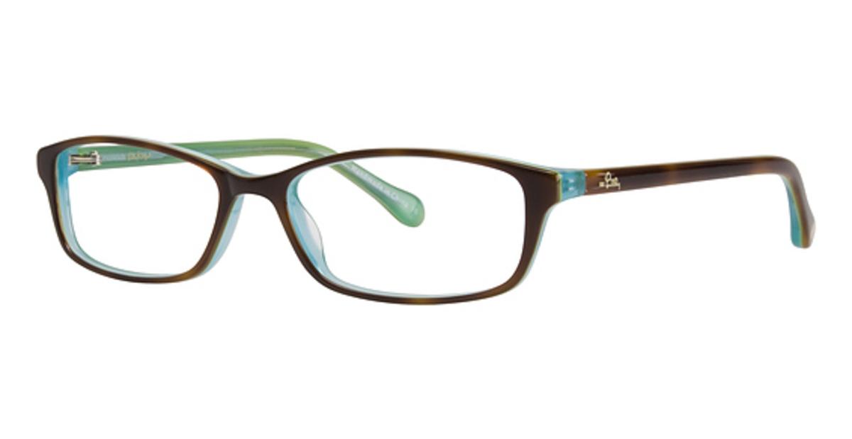 Lilly Pulitzer Sierra Eyeglasses Frames