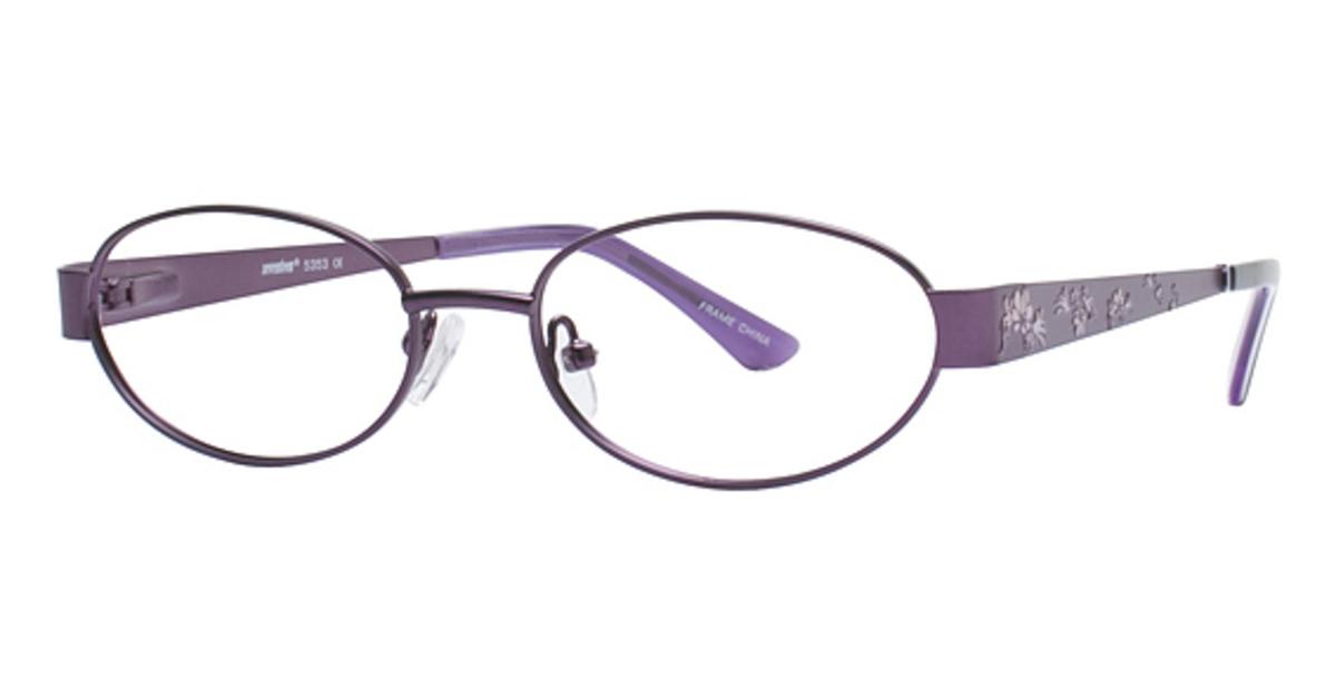 seventeen 5353 eyeglasses frames