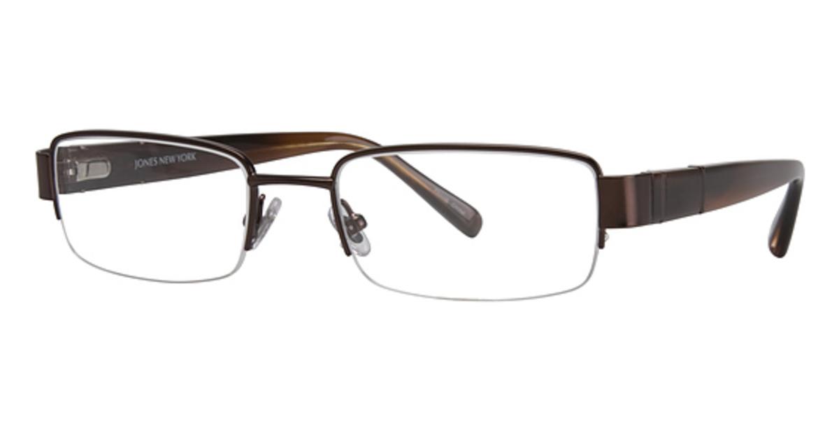 Jones New York Men s Eyeglass Frames : Jones New York Men J331 Eyeglasses Frames