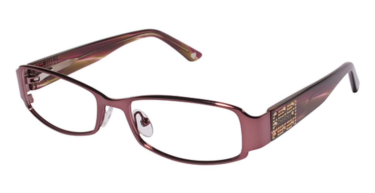 Bebe Glasses Frames Blue : bebe BB5013 Eyeglasses Frames