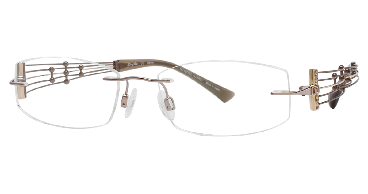 Line Art XL 2008 Eyeglasses Frames
