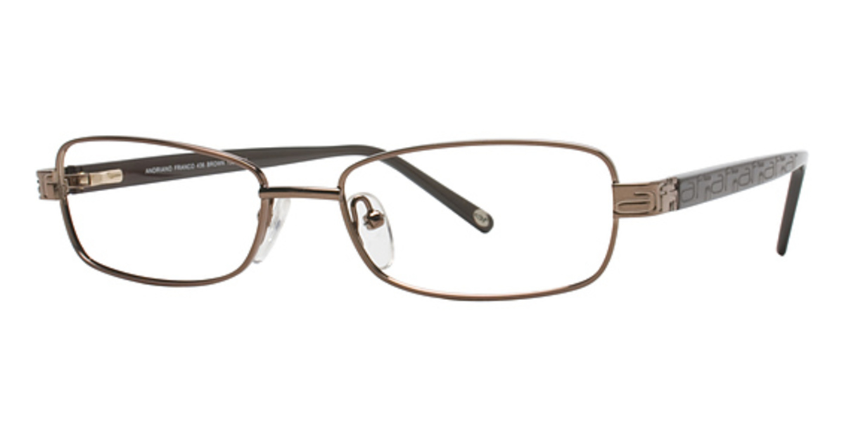 Sans Pareil Adriano Franco 436 Eyeglasses