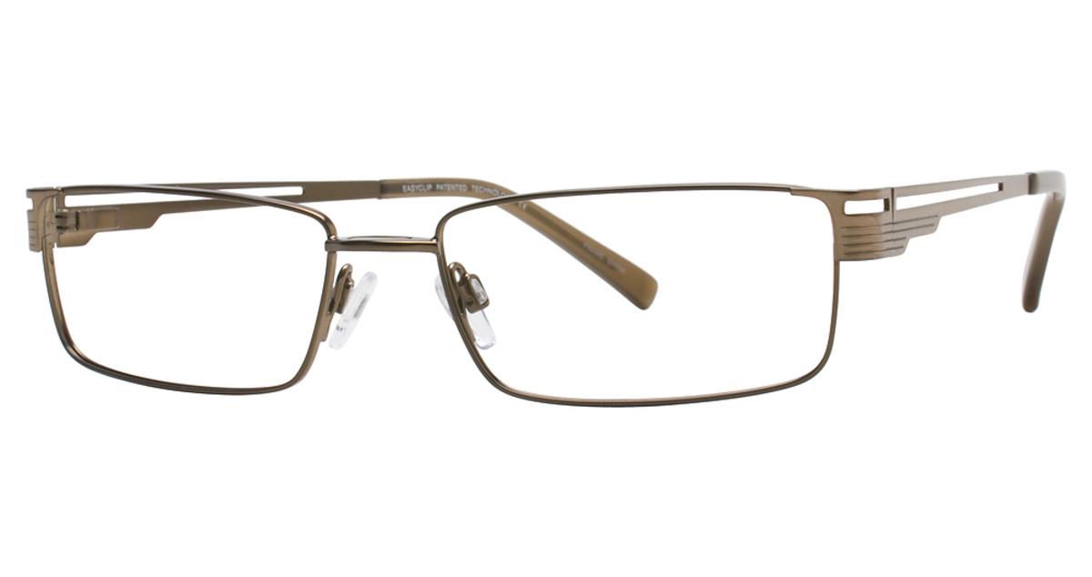 Aspex Easy Clip Eyeglass Frames : Aspex EC158 Eyeglasses Frames