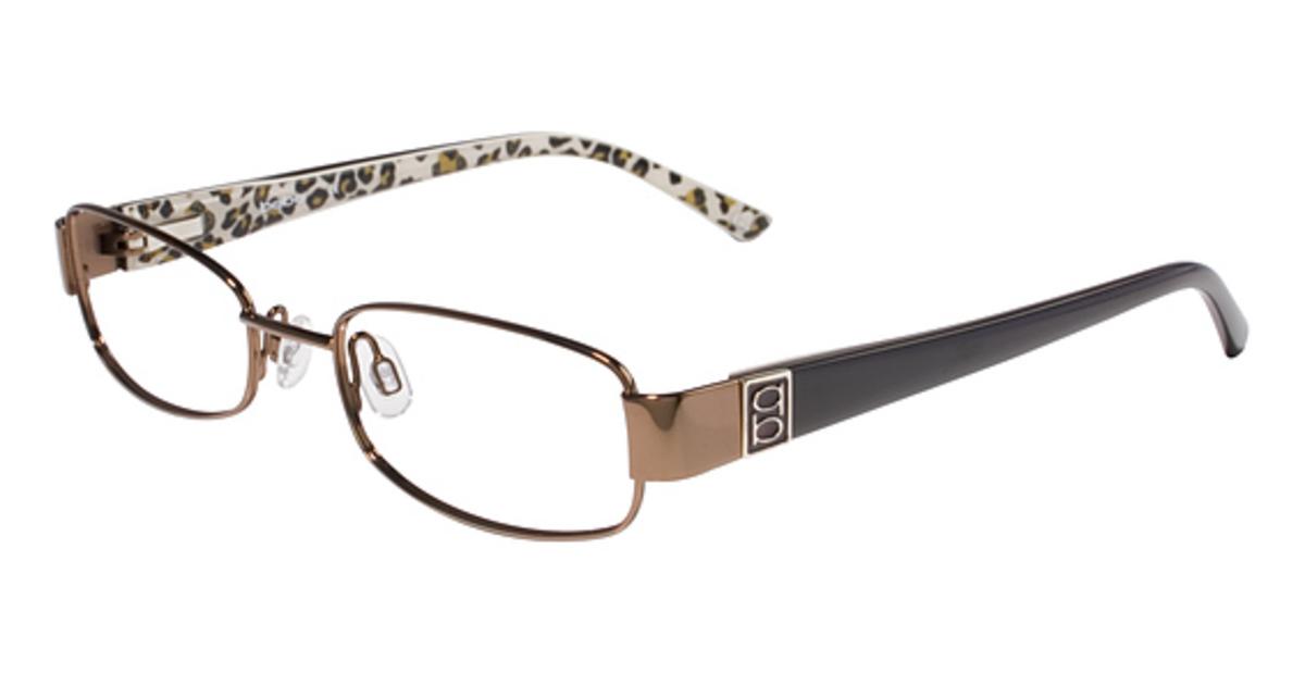 Bebe Leopard Eyeglass Frames : bebe BB5017 Eyeglasses Frames