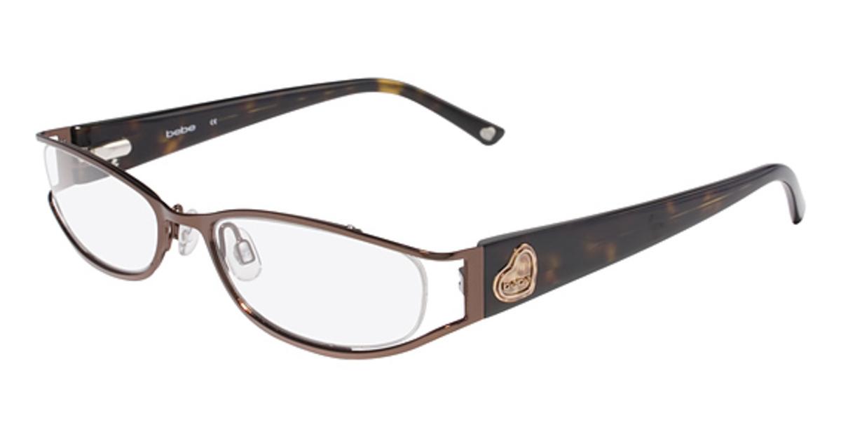 Eyeglass Frames Bebe : bebe BB5016 Eyeglasses Frames