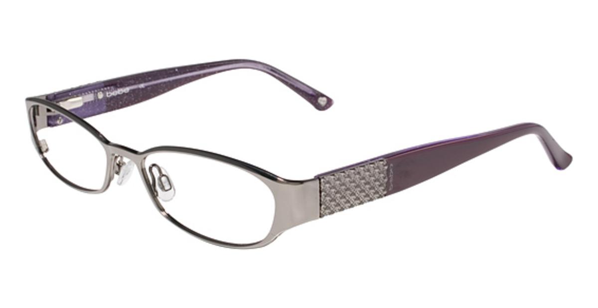 Bebe Leopard Eyeglass Frames : bebe BB5019 Eyeglasses Frames