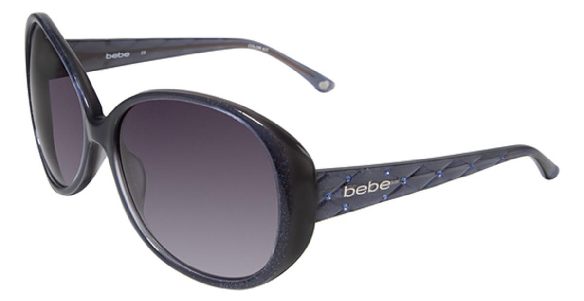 Bebe Glasses Frames Blue : bebe BB7026 Sunglasses