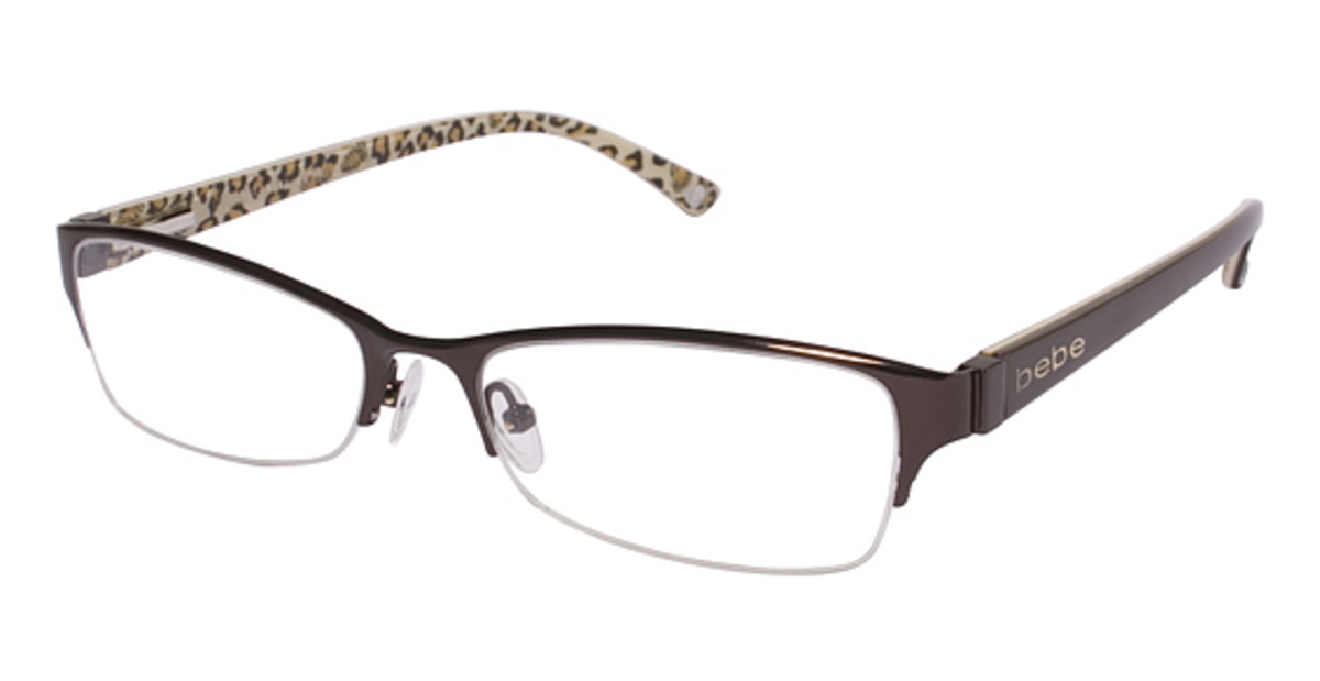 Eyeglass Frames Bebe : bebe BB5010 Eyeglasses Frames