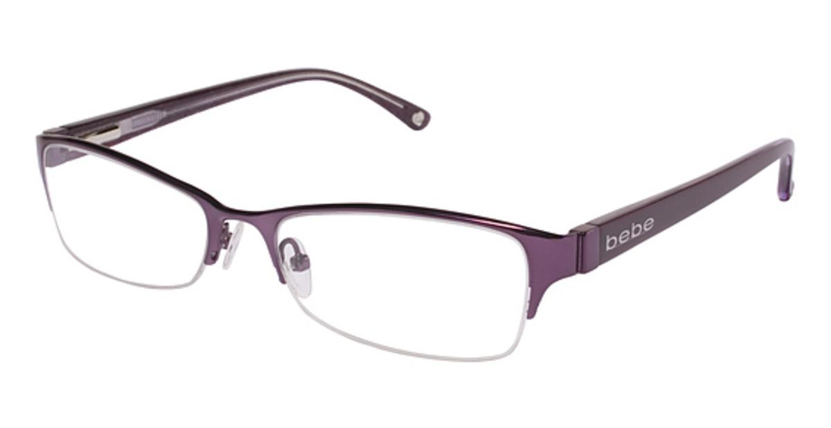 Bebe Glasses Frames Blue : bebe BB5010 Eyeglasses Frames