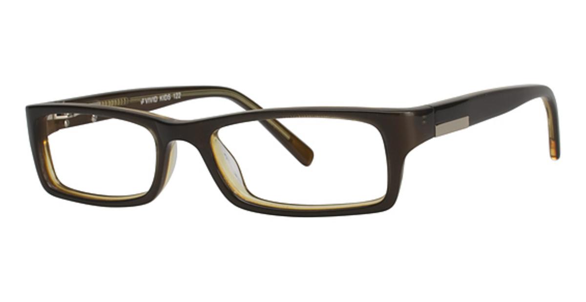 Vivid Glasses Frame : Vivid 122 Eyeglasses Frames
