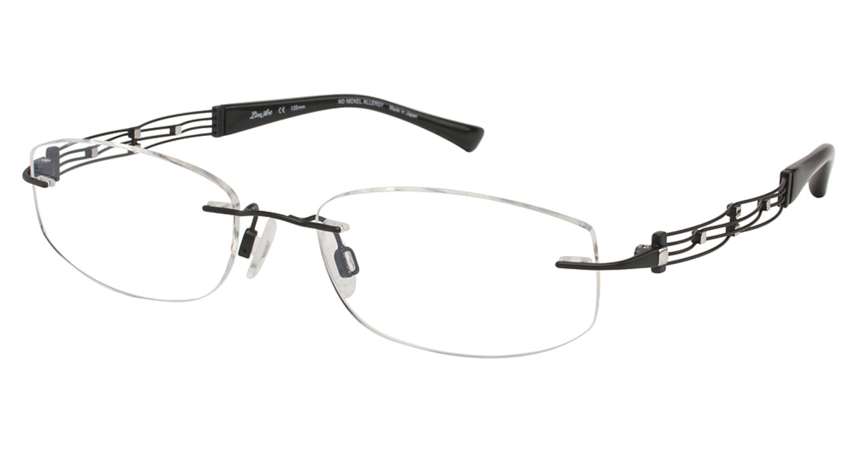 Line Art Xl 2053 : Line art xl eyeglasses frames