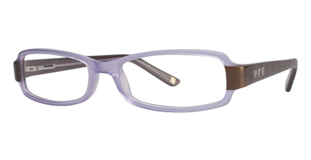 716b862ca10 Daisy Fuentes Eyewear Daisy Fuentes Peace 410 Eyeglasses
