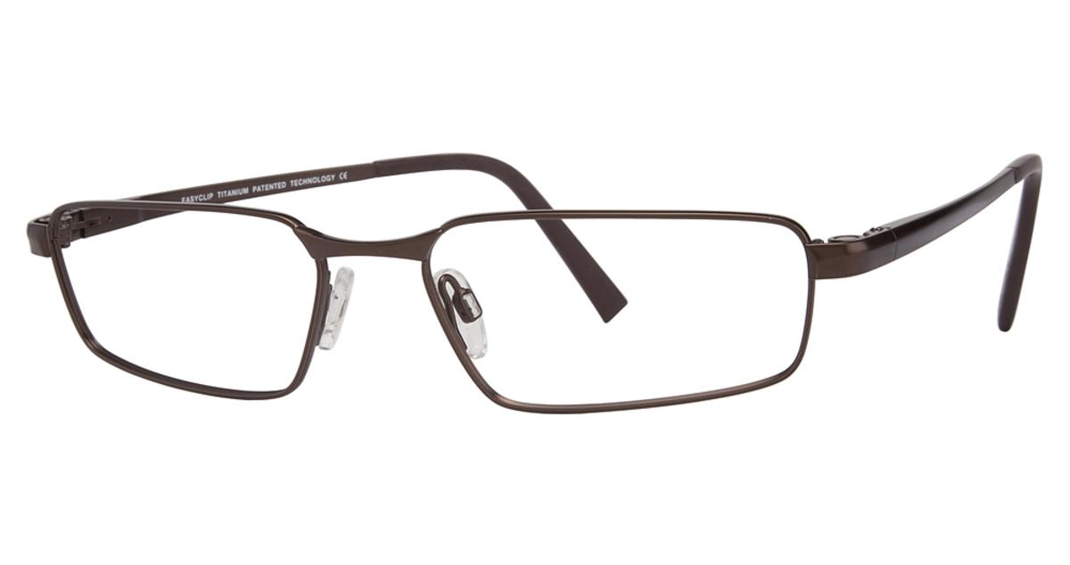 Aspex Easy Clip Eyeglass Frames : Aspex EC184 Eyeglasses Frames
