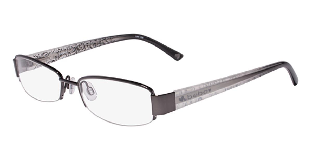 Bebe Glasses Frames Blue : bebe BB5027 Eyeglasses Frames
