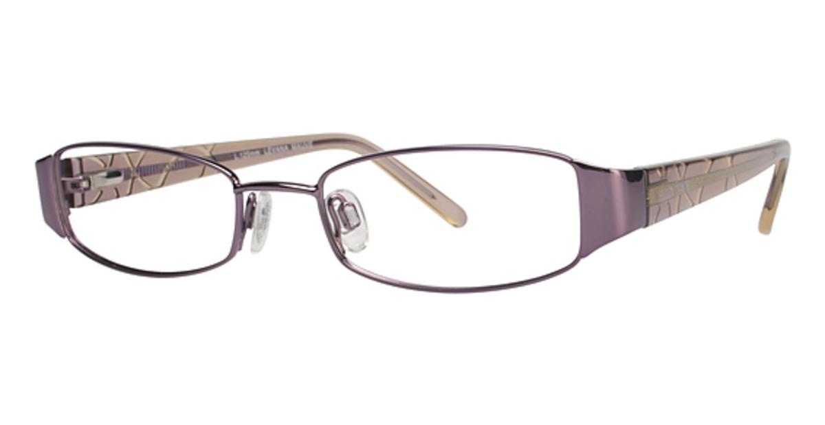Ellen Tracy Levana Eyeglasses Frames