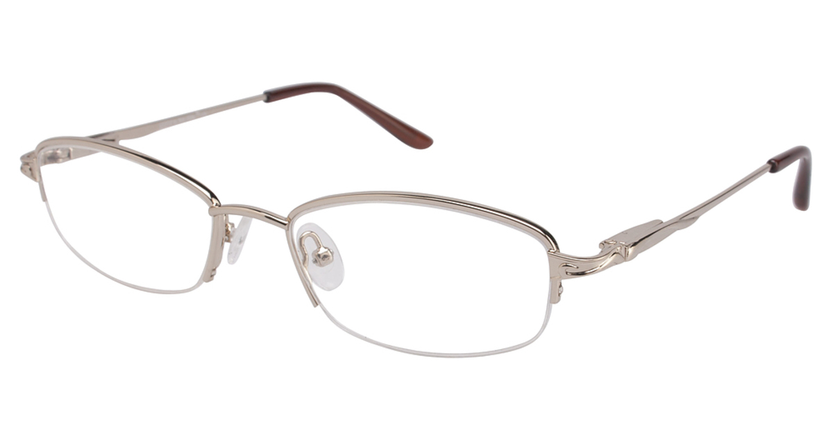 A&A Optical L5157-P Eyeglasses