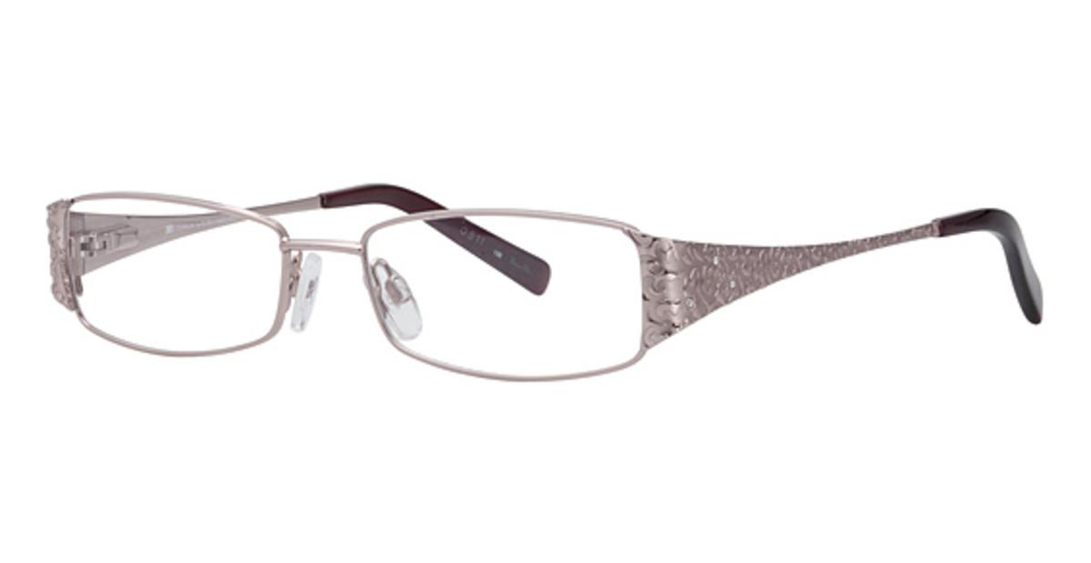 Eyeglass Frames Gloria Vanderbilt : Gloria Vanderbilt Gloria By 4021 Eyeglasses Frames