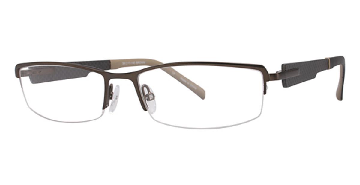 Alexander Julian Corduroy Eyeglasses Frames