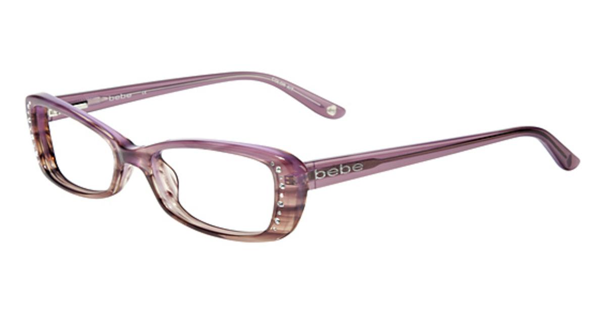 Eyeglass Frames Bebe : bebe BB5033 Eyeglasses Frames